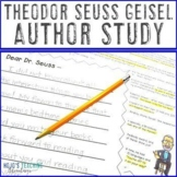 Theodor Seuss Geisel Author Study {Pen Name: Dr. Seuss} Re