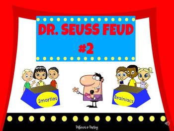 Dr. Seuss Feud #2