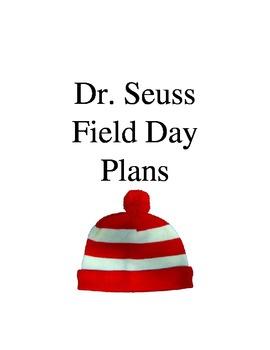 Dr. Seuss Field Day