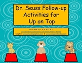 Dr. Seuss Follow-up Activities for Ten Apples Up On Top