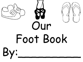 Dr. Seuss Foot Book