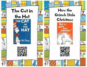 Dr Seuss Free QR Code Read Aloud