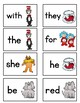 Dr. Seuss Fun - High Frequency Words