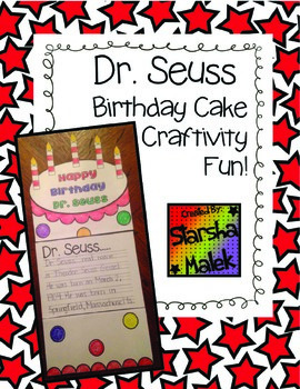 Dr. Seuss Craftivity (S.Malek)