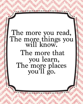 Dr. Seuss Glitter Quote, 8x10 jpg free Dr. Seuss Quote