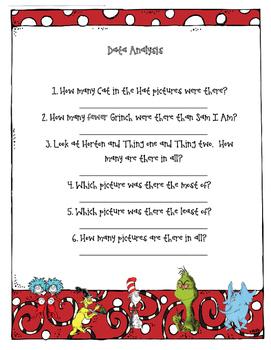 Dr. Seuss Graphing Fun!