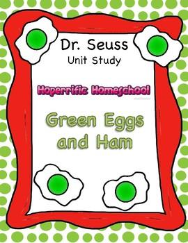 Dr. Seuss Green Eggs and Ham Unit #4