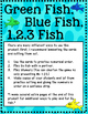 Dr. Seuss: Green Fish, Blue Fish, 123 Fish
