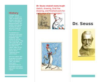 Dr. Seuss Handout