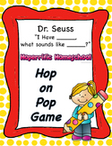 Dr. Seuss Hop on Pop Game