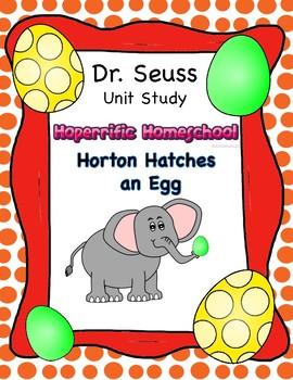 Dr. Seuss Horton Hatches an Egg Unit