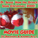 Dr. Seuss' How the Grinch Stole Christmas (2000) Movie Guide