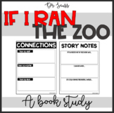 Dr. Seuss | If I Ran the Zoo | Book Project