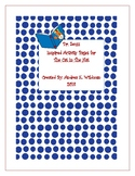 Dr. Seuss Inspired Activity Pages for The Cat In The Hat