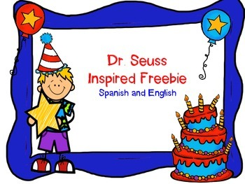 Dr. Seuss Inspired Birthday Activities