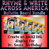 Dr. Seuss Inspired Bulletin Board Bundle Craft Writing Kindergarten 1st 2nd