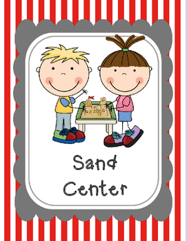 HUGE FREEBIE Center Signs {EDITABLE}