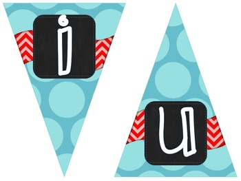 Dr. Seuss Inspired Decorative Classroom Banners