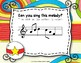 Wacky Melodies - Dr. Seuss Inspired Interactive Game - Practice Do