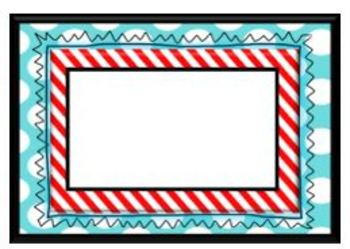 Dr. Seuss Inspired Labels: Editable!