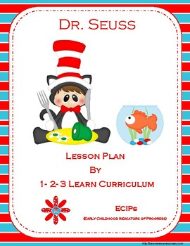 Dr. Seuss Inspired Lesson Plans and Activities