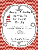 Dr. Seuss Inspired Literacy Activities