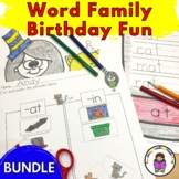 Celebrate Dr. Seuss Birthday fun activities, worksheets & games for Kindergarten