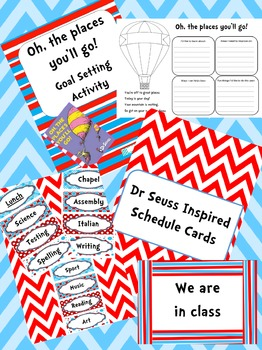 Dr Seuss Inspired Mega Bundle