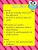 Seuss-Inspired Rhyming Word Sensory Game