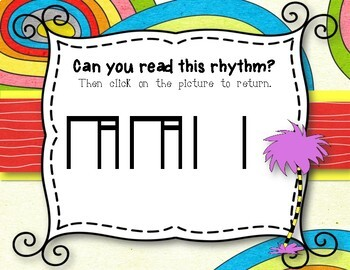 Wacky Rhythms - Interactive Review Game - Practice Ti-tika/Ti-tiri (Stick)