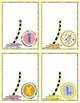 Dr. Seuss Inspired Truffula Tree Alphabet Match