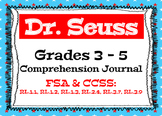 Dr. Seuss Journal - Aligned with FSA