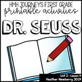 Dr. Seuss: Journeys 1st Grade (Unit 2, Lesson 9)