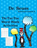 Dr. Seuss Journeys Lesson 9