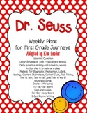 Dr. Seuss Journeys Lesson Plans and Supplemental Materials