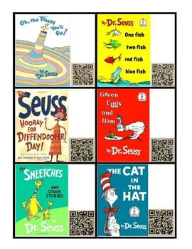 Dr. Seuss Best Kindergarten Activities