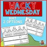 Dr. Seuss Kindergarten - Wacky Wednesday Hat