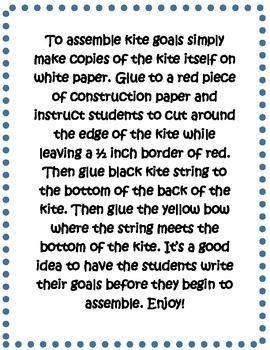 Dr. Seuss Kite Goals