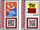 Dr. Seuss Listening Center with SafeShare QR Codes & Links