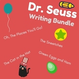 Dr. Seuss Literacy Center Bundle! Read Across America!