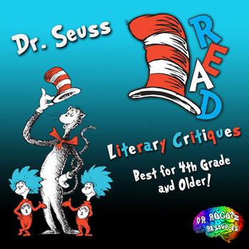 Dr. Seuss Literary Critiques
