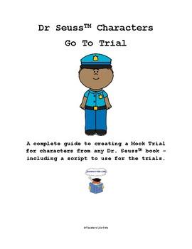 Dr. Seuss Mock Trials