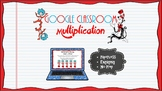 Google Slides Multiplication: Interactive Practice