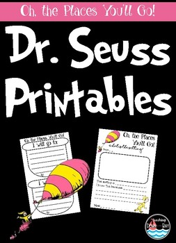 Dr. Seuss Oh The Places You'll Go!