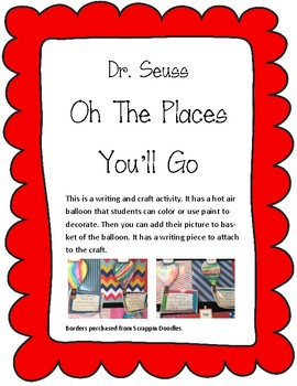 photograph relating to Oh the Places You'll Go Arrows Printable named Oh The Sites Youll Move Craft Worksheets Education