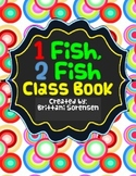 """Dr. Seuss Themed """"One Fish, Two Fish..."""" Class Book"""