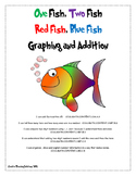 Dr. Seuss One Fish, two Fish Graphing and Comparing numbers- Goldfish Math