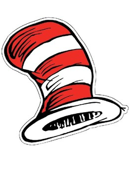 Dr. Seuss Photo Booth Props