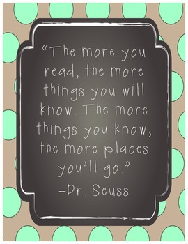 Dr. Seuss - Places You'll Go