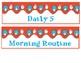 Dr Seuss Pocket chart labels